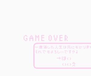 pink and 病みかわいい image