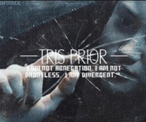 divergent, insurgent, and tris prior image