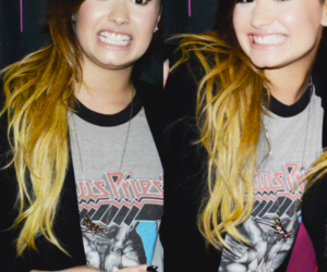 demi lovato and the neon lights tour image