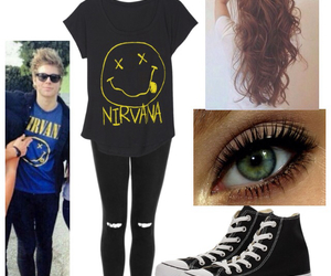 outfit and luke hemmings image