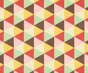 colors, triangles, and backgrounds image