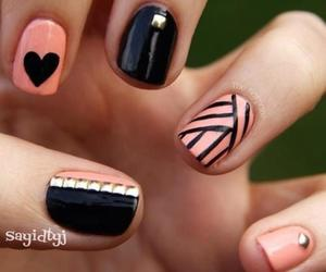 my nails on summer!!! :3 image