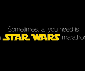star wars and text image