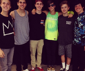 taylor caniff, aaron carpenter, and jack johnson image
