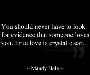 quotes, love, and crystal image