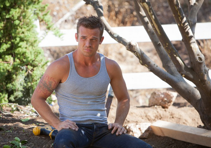 cam gigandet and sexy image