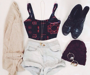 shorts, fashion, and accessories image