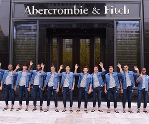 boy, abercrombie and fitch, and Hot image