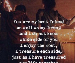 lovely quotes, lover, and romance image