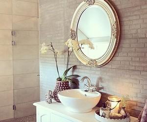 bathroom, home, and inspo image