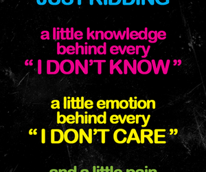 quote, truth, and pain image