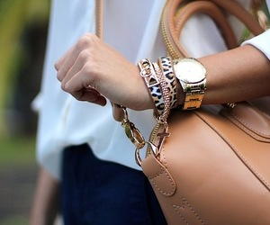 accessories, chic, and outfit image