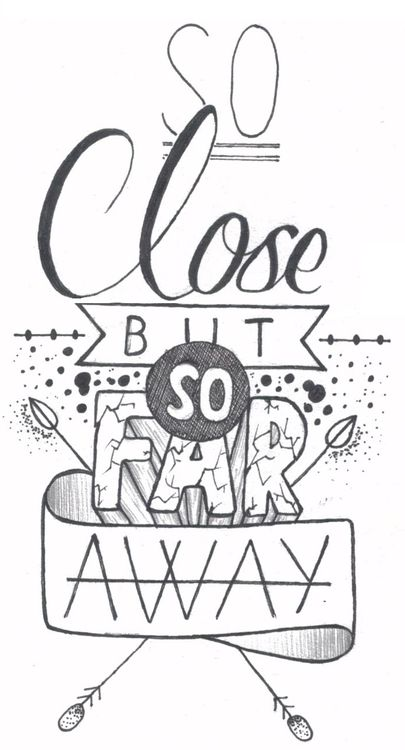 41 Images About Lyric Drawing On We Heart It See More About Lyrics