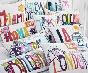 city and pillow image