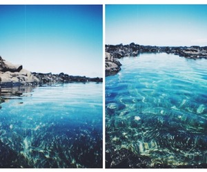blue, photography, and summer image
