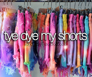 shorts, summer, and colorful image