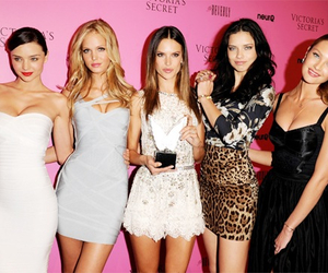 Victoria's Secret, Adriana Lima, and model image
