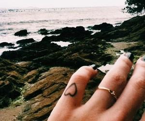 girl, nail, and hands image