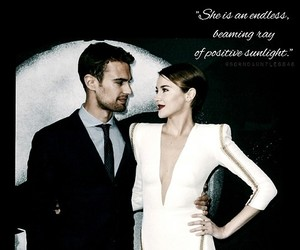 sheo and divergent image
