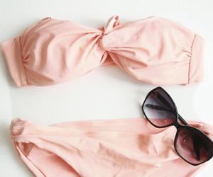bikini, summer, and fashion image