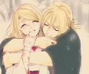 len and rin, manga shoujo, and love image
