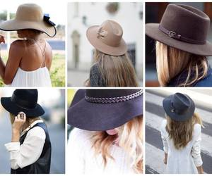 fashion, hats, and lovely image