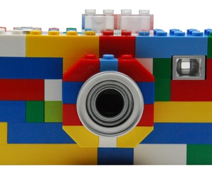 lego and camera image