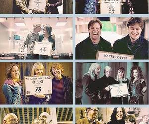 backstage, hermione, and jk rowling image
