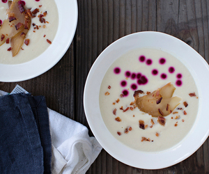 creamy, food, and soup image