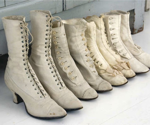 boots, fashion, and old image