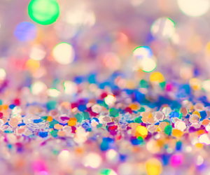 glitter, colorful, and colors image