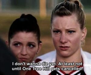 glee and one tree hill image