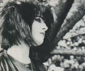 goth and siouxsie sioux image