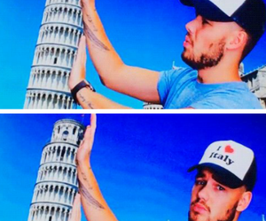 italy, one direction, and liam payne image