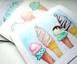 ice cream and ove image