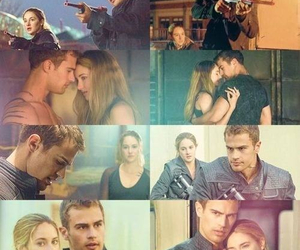 famous, movie, and divergent image