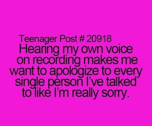 voice, lol, and teenager image