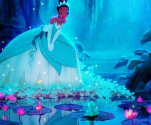 disney, tiana, and the Princess and the frog image