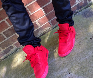 dope, fashion, and red image