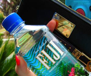 fiji, girl, and water image
