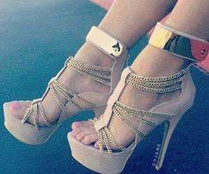amazing, high heels, and love image