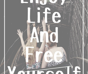 alive, be yourself, and beautiful image