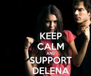 damon, elena, and tvd image