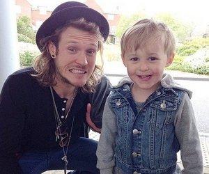 dougie poynter, McFly, and baby image