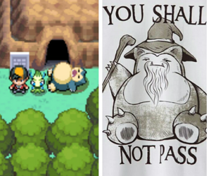 funny, gandalf, and lol image