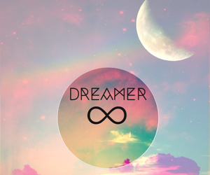 dreamer, infinity, and Dream image