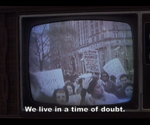 life, tv, and doubt image
