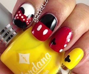 beautiful, nail art, and nails image