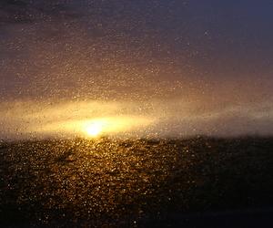 sun rain pic image