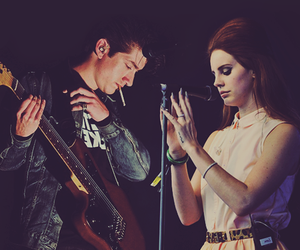 lana del rey, alex turner, and arctic monkeys image